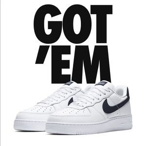 "Nike Air Force 1 ""07 craft"""